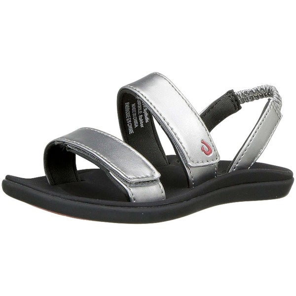 9daeaa5be7b0 Shop Kids OluKai Girls Kipuka Slip On SlingBack Slide Sandals - Free ...