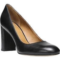 Sarto by Franco Sarto Women's Aziza Pump Black Leather