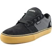 Etnies Barge LS Men Black/Dark Grey/Gum Skateboarding Shoes