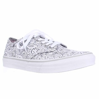 Vans Camden Stripe Women's Lace-up Fashion Sneakers - Paisley