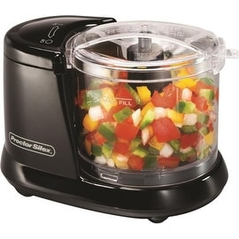Proctor Silex 72507 Food Chopper, Black