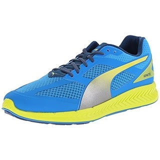 Puma Mens Ignite Mesh Lightweight Running, Cross Training Shoes