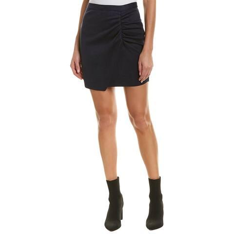 Bcbgeneration Suede Skirt
