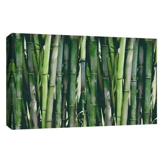 "PTM Images 9-126637  PTM Canvas Collection 10"" x 8"" - ""Bamboo"" Giclee Bamboo Art Print on Canvas"