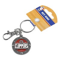 LA LOS Angeles Clippers Impact Keychain
