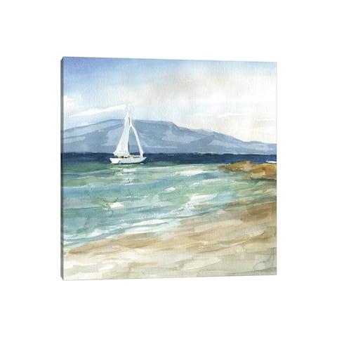 "iCanvas ""Come Sail Away"" by Carol Robinson Canvas Print"