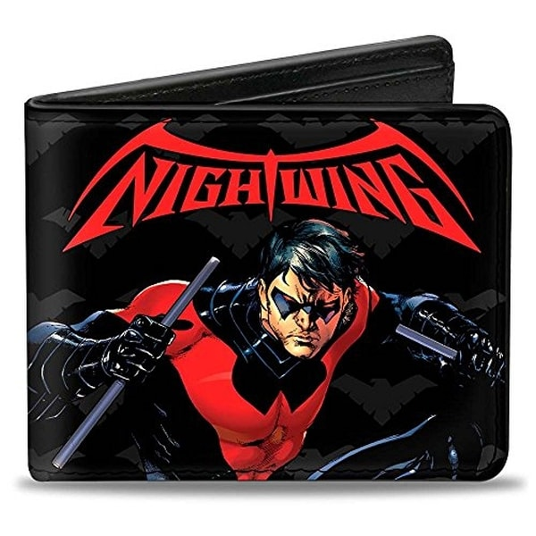 Buckle-Down Bifold Wallet Nightwing