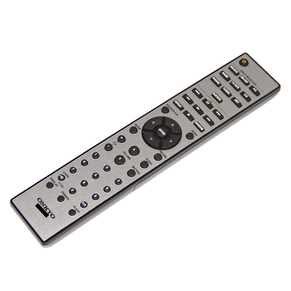 NEW OEM Onkyo Remote Control Originally Shipped With TX8140, TX-8140
