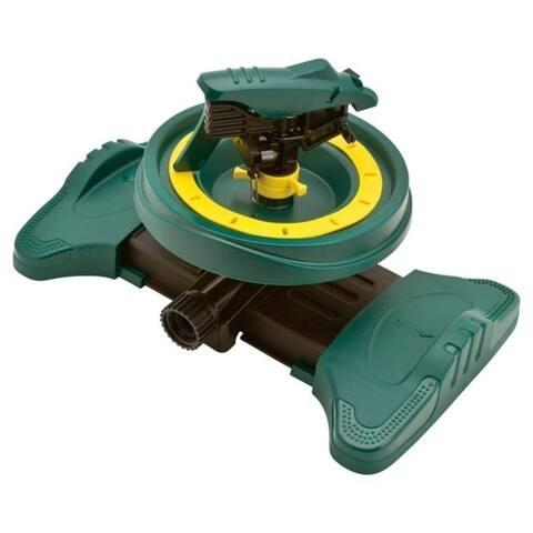 Melnor 2983 Variable Pattern Sprinkler Green