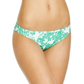 Shoshanna Womens Printed Bikini Swim Bottom Separates