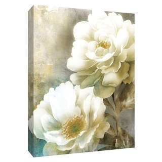 "PTM Images 9-148694  PTM Canvas Collection 10"" x 8"" - ""Soft Spring II"" Giclee Flowers Art Print on Canvas"
