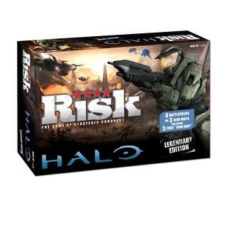 Risk Halo Legendary Edition Boardgame - multi