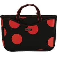 Hadaki by Kalencom Women's Neoprene 15.4 Laptop Sleeve/Tote Tomato - us women's one size (size none)