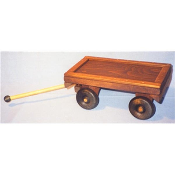 The Puzzle Man Toys Wooden Play Farm Series Accessories Wagon Free Shipping Today 21918594
