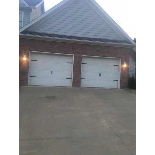 Garage Garage Door Accents Lowes