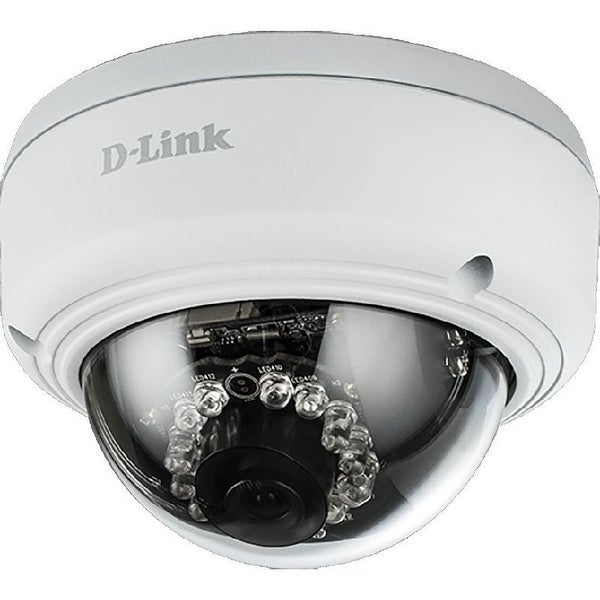 D-Link Dcs-4602Ev Outdoor Vigilance Full Hd 2 Megapixel Ip Dome Poe Camera