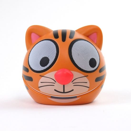 Portable Mini Character Speaker (Terry the Tiger)