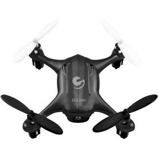 Ematic EDA302C Quadcopter with HD Camera Drone