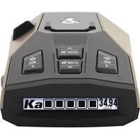 Cobra RAD 450 Radar Detector Long Range + 1 Year Extended Warranty