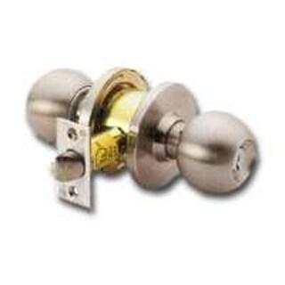 Mintcraft C361BV Privacy Knob Lock Grade 2, Stainless Steel