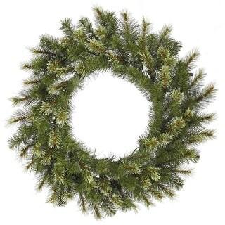 """30"""" Jack Pine Artificial Christmas Wreath - Unlit"""