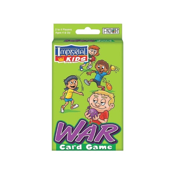 PATCH War Card Game