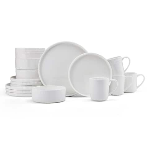 Mikasa Camila Bone China 16PC Dinnerware Set (Service for 4)