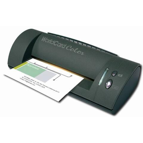 Penpower SWOCR0012 Penpower WorldCard Color Business Card Scanner - 24 bit Color - USB