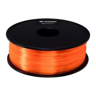 Monoprice Premium 3D Printer Filament PETG 1.75mm, 1kg/Spool Orange