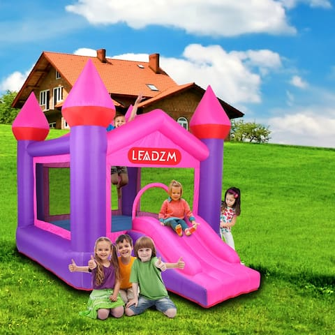 Kids Game Inflatable Castle 420D Oxford Cloth 840D Jumping Castle