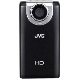 JVC Picsio GC-FM2 HD Pocket Cam (Black)