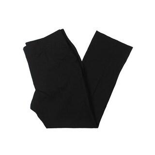 Tahari ASL Womens Linda Casual Pants Straight Leg Work Wear