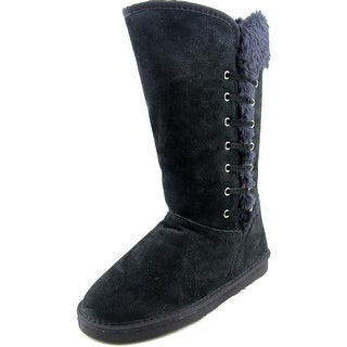 Lamo Robyn Women Round Toe Suede Winter Boot