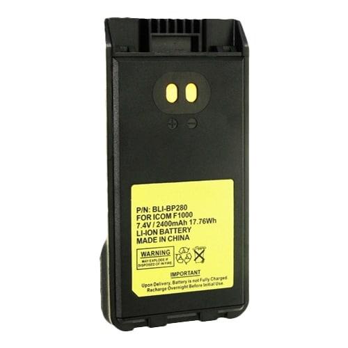 """""""Battery for Icom BP-280 (Single Pack) Battery for Icom BP-280"""""""