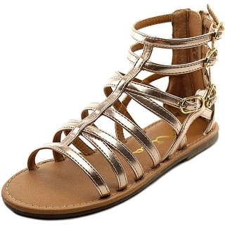 Nina Kids PANDORA Open Toe Synthetic Gladiator Sandal