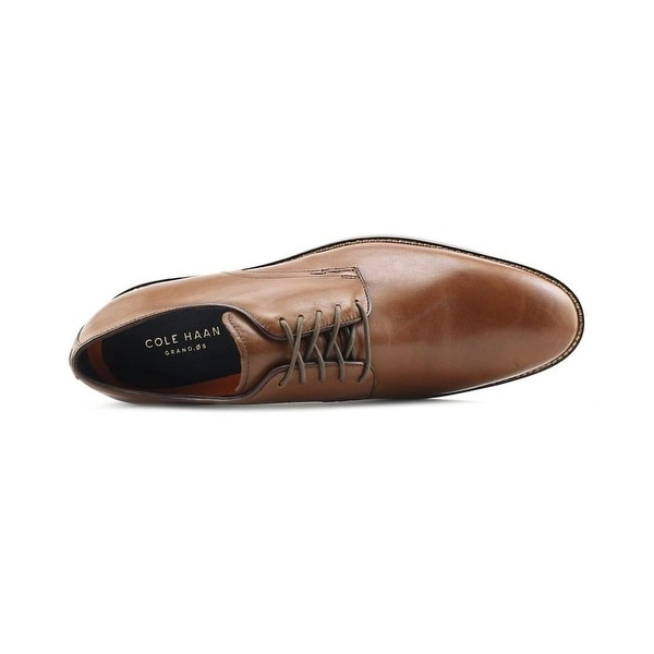 Cole Haan Mens Lenox hill csul pln Leather Lace Up Dress Oxfords - 13