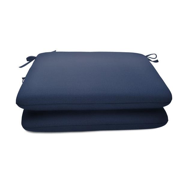 Sunbrella 20 x 20 Outdoor Seat Pad (Set of 2). Opens flyout.