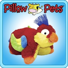 Pillow Pets 11 Inch Pee Wees - Tropical Parrot