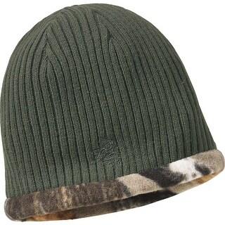 Legendary Whitetails Men's Trophy Buck Reversible Knit Camo Hat