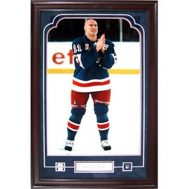 Mark Messier Thank You Fans Collage