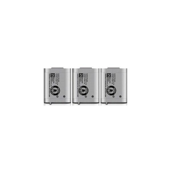 Replacement Panasonic KX-TG2382B NiMH Cordless Phone Battery (3 Pack)