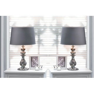 Set of 2 Second Life Table Lamps