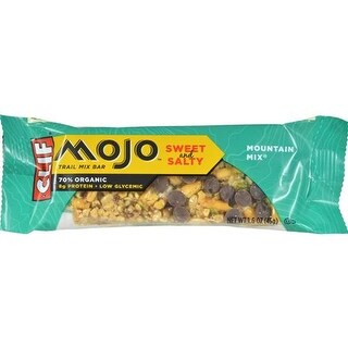 Clif Bar - Clif Mojo Sweet & Salty Trail Mix Bar ( 12 - 1.59 OZ)