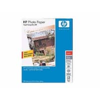 HEWLETT PACKARD HP Gloss Color Laser Photo Paper 100 Sht Q6608A
