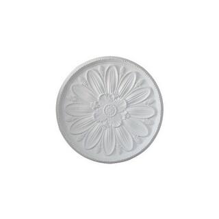 """Ekena Millwork CM40DL 40"""" Wide Delfina Ceiling Medallion"""