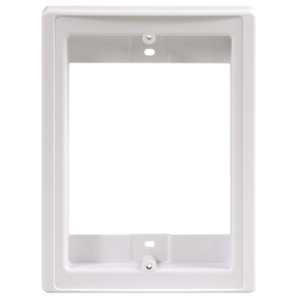 M&S Systems Dmcfd Retrofit Frame & Finish Out For Door Speaker