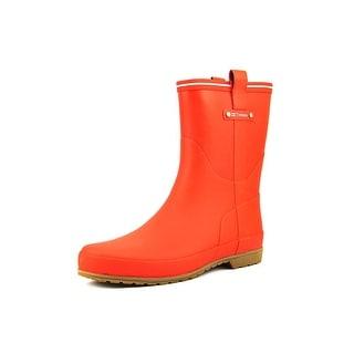 Tretorn Elsa Round Toe Synthetic Rain Boot