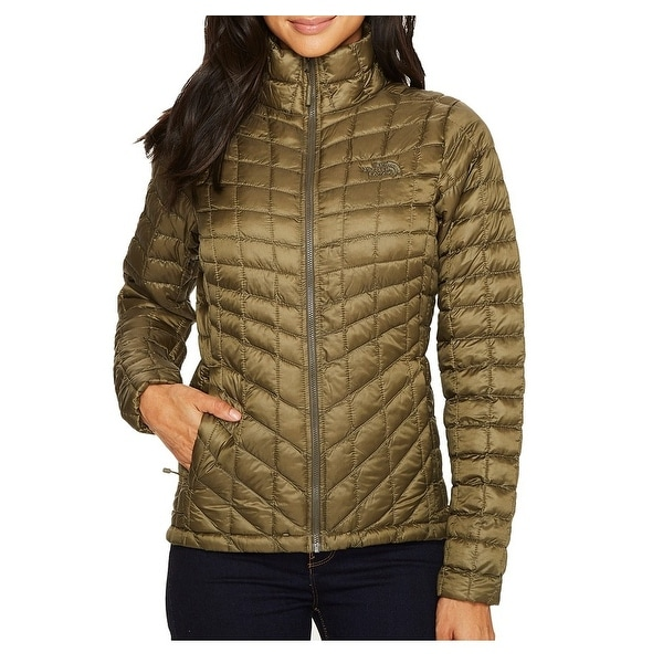 449b856c90db2 Shop The North Face NEW Green Women s Size XXL Quilted Puffer Jacket ...