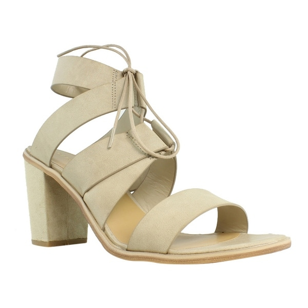 84f97b374d2e Shop Very Volatile Womens Beige Sandals Heels Size 10 New - On Sale ...