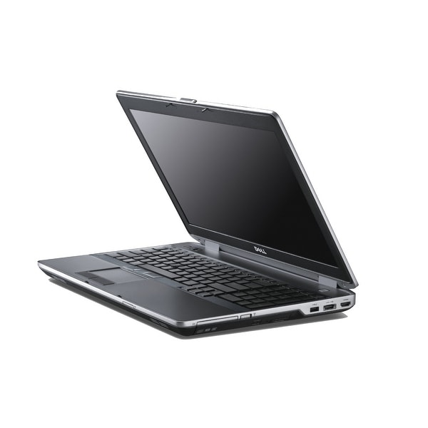 "Dell Latitude E6330 13.3"" Standard Refurb Laptop - Intel i7 3520M 3rd Gen 2.9 GHz 4GB 320GB DVD-RW Win 10 Pro - Wifi, Webcam"
